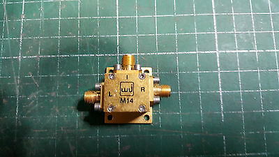 WATKINS JOHNSON M14 ,  4 - 8 GHz SMA RF MIXER