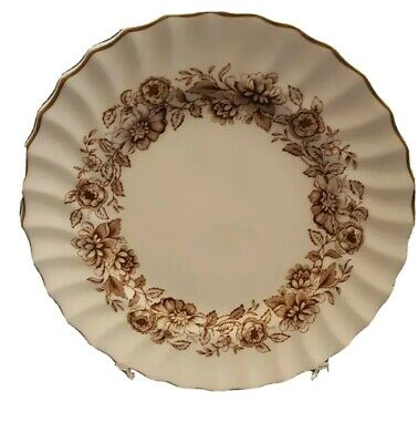 s Royal Doulton Brown Mayfair H4905 Bread and Butter Plate