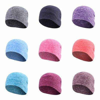 2017 Women Winter Solid Earprotect Windproof Warm Hats Sports Cozy Beanie Cap