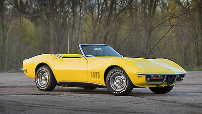 1968 Chevrolet Corvette RARE L68 427 1968 CHEVROLET CORVETTE**NUMBERS MATCHING L68 427/400HP 1 OF 1,932 MADE IN 68**