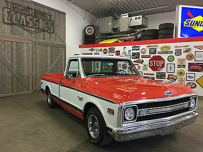 1970 Chevrolet C-10 Custom 1970 Chevrolet C-10 350/4-Speed Arizona Truck **Vintage Air**Disc Brakes**