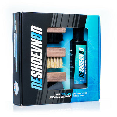 Reshoevn8r 4 oz 3 Brush Set