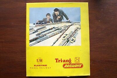 Triang TT Train Set 11 - Box Only; fair condition