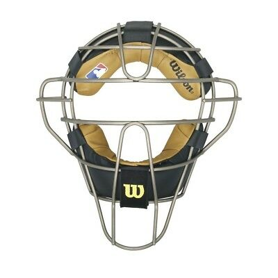Wilson Dyna-Lite Titanium Umpire's Facemask. Shipping is Free