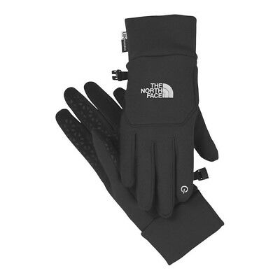 (X-Small, Black) - The North Face Women's Etip Gloves. Delivery is Free