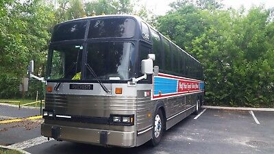 FOR SALE: 1990 Prevost XL  THE BEST TO CONVERT IN MOTORHOME.