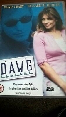 DAWG DVD Starring Elizabeth Hurley and Denis Leary