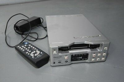 Panasonic AG-DV2500P - MINIDV Large DV DVCAM NTSC or PAL