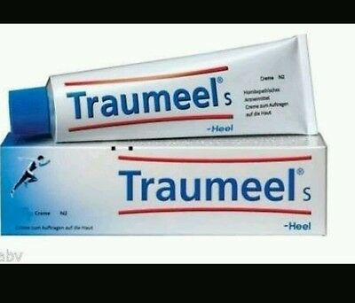 HEEL Traumeel natural anti-inflammatory cream50g aches pain bruises arthritis