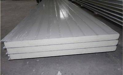 50mm EPS Insulated/ Cool Room /Partition/Sandwitch Panel