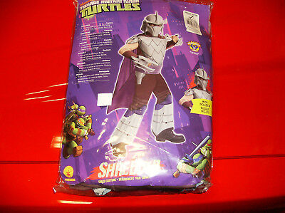 teenage mutant ninja turtles shredder child halloween costume medium