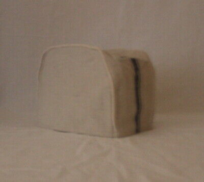 Black Paisley 2 Slice Toaster Cover