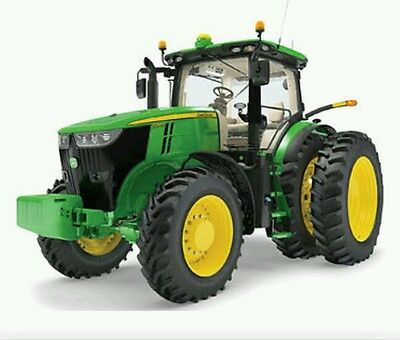 1:16 Scale Prestige Collection John Deere 7290R MFWD
