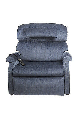 Cq Bariatric Comforter Chair Extra Wide Power Lift & Recline Armchair Dual Motor