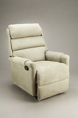 Cq Derwent High Back  Recliner Arm Chair Adjustable Backrest  Padding, Padded Sy