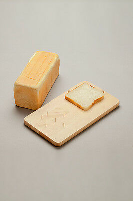 Cq Bread Board Assists One Handed Cutting Of Bread, Vegetables Etc., Durable Har