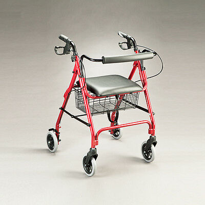 Cq Voyager Walker Folding Aluminium Fram, Easy Storage & Transportation, Height