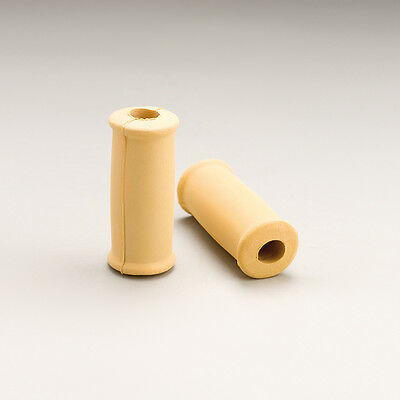 Cq Padded Hand Grips Pair Grey Or Beige To Suit Timber And Aluminium Underarm Cr
