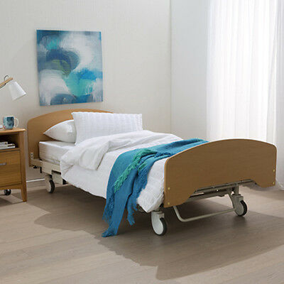 Cq Eurocare Wattle Electric Single Bed, Electric High/low Functions, Electric Ba