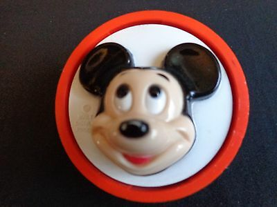 Vintage -  Walt Disney Productions - Mickey Mouse Night Light - G E - Works