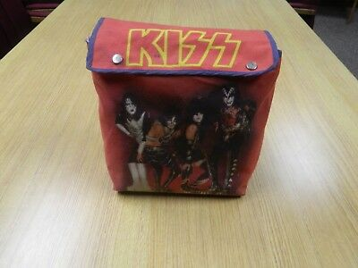 KISS 1978 Aucoin Vintage King Seeley Backpack
