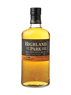 Highland Park 12 Yo Single Malt Scotch Whisky 700 Ml Boxed