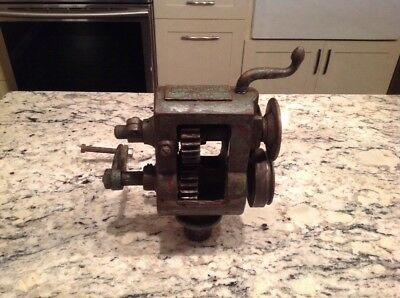 Peck stow And Wilcox Co Bead Roller Pexto. Free Shipping.