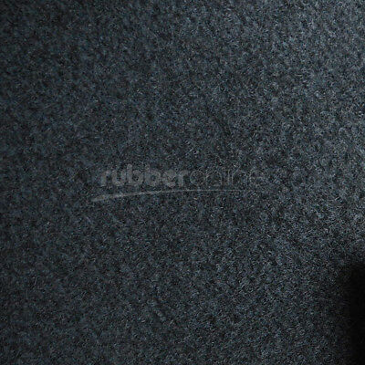 Autofelt, Automotive Moudable Carpet, Black, 2mtr Wide - Sold Per Metre