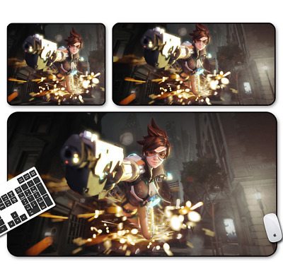 Game Overwatch TRACER Mouse Pad Profession PC Large Mats Muti-size 015