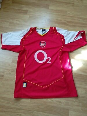 Maillot foot Arsenal Thierry Henry