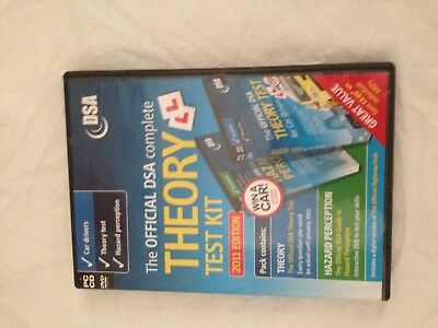 Driving Theory Test 2011 DVD