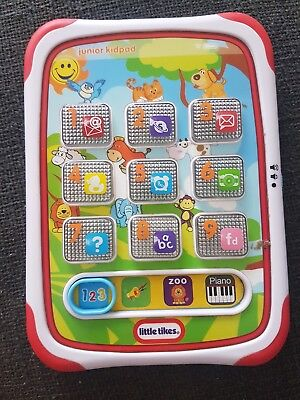 Little Tikes Electronic Tablet Toddler Baby Educational Toy