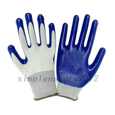 Latex Coat Palm Waterproof Thorn Resistant Anti Skid Garden Outdoor Work Gloves