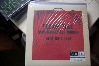 Peckin' Time Hank Mobley Analogue Productions 2LP 45 RPM Numbered Heavy