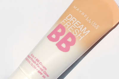 Maybelline Bb Cream Colour Universal Glow New Sealed Full Size 30Ml Dream Fresh