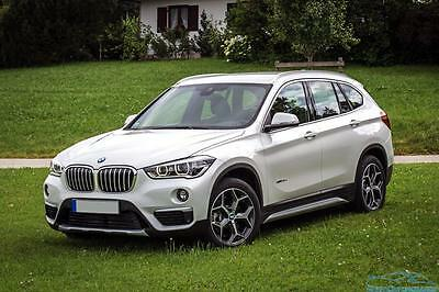 BMW X1 18d 110kW Turbo Diesel ECU Remap +63bhp +120Nm Chip Tuning