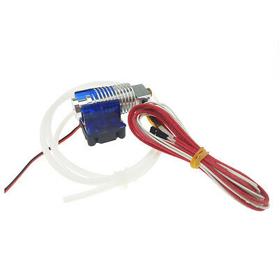 Short Distance Extrude V5 J-head 1.75mm filament Bowden Extruder 0.4 with Fan