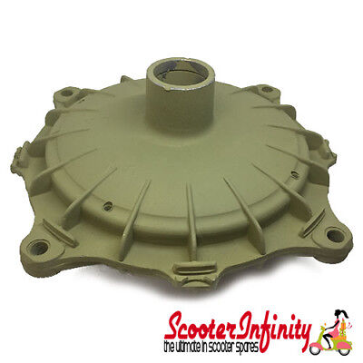 Brake Drum / Hub Front (Primer Finish) (Lambretta GP, LI, SX, TV)
