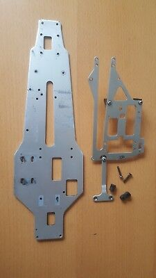 ts4n chassis and radio tray