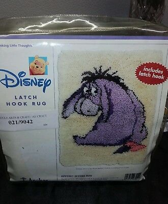 Latch rug kit of eeyore