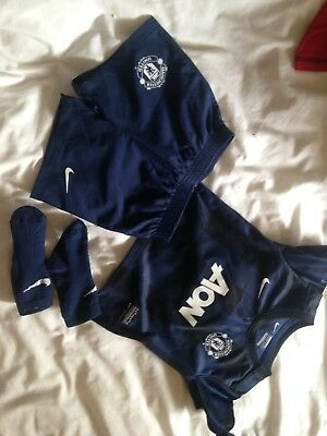 Baby Complete Manchester United Kit 3/6 Months
