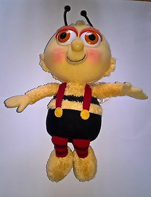 Bumble Bee from Fifi and The Flowertots (Soft Toy) - Approx 12""