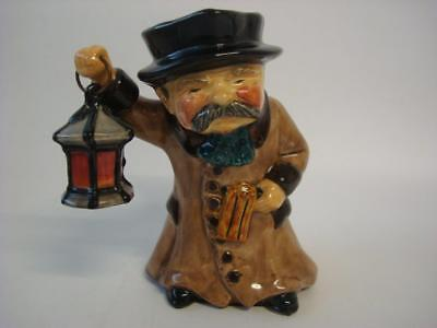 Roy Kirkham Toby Jug The Night Watchman