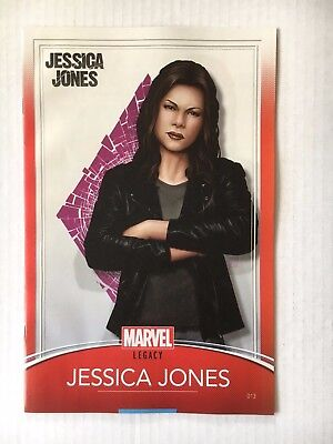 Marvel Comics: Jessica Jones #13 Variant Edition (2017) - BN Bagged and Boarded