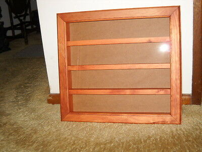 Storage And Display Cabinet/case For Ho And Oo Trains