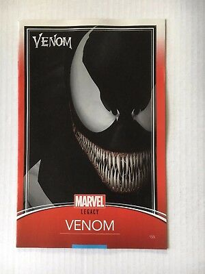Marvel Comics: Venom #155 Variant Edition (2017) - BN Bagged and Boarded