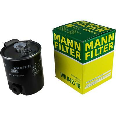 Genuine Mann Fuel Filter WK 842/18 Fuel Filter