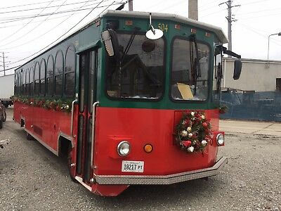 Trolley Party Bus