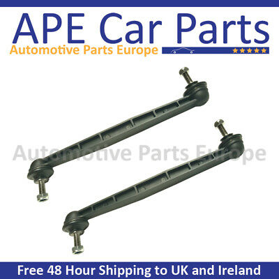 Peugeot 307 1.6 HDI 2001 onwards Front Anti Roll Bar Drop Links x 2 **NEW**