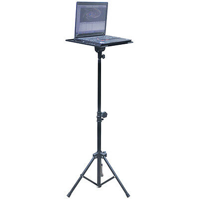 Sound Lab G001DC Adjustable Tripod Laptop Stand
